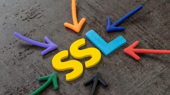 Veilige website met SSL-certificaat